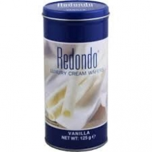 Redondo Luxury Cream Wafers Vanilla