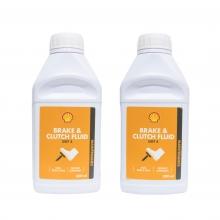 SHELL Brake & Clutch Fluid