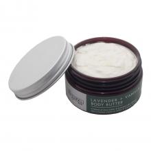 The Natural Bar Lavender + Vanilla Body Butter