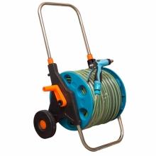 Prosper Garden Hose Reel Cart c/w accessories PR5015A